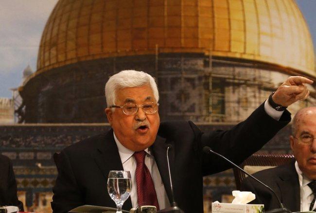 """""""اليسار الاسرائيلي"""" ميت ..هل سيعيده الرئيس الفلسطيني للحياة"""