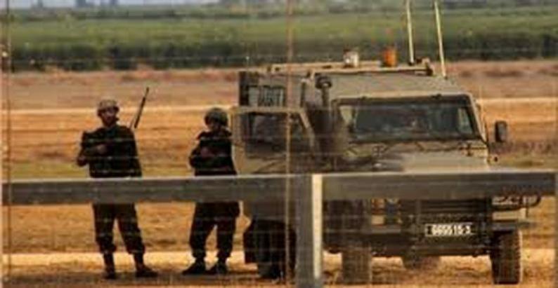 محدّث  الاحتلال يطلق النار وقنابل الغاز تجاه شبان شرق خانيونس