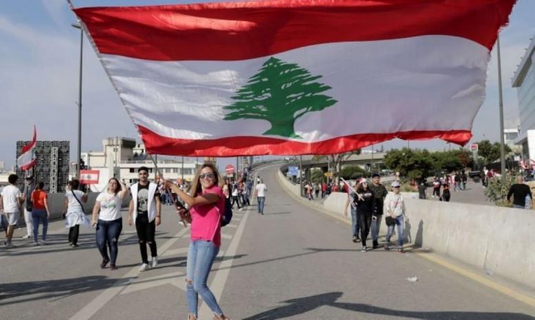 """اللبنانيون يعودون إلى الشوارع في """"أسبوع غضب"""""""