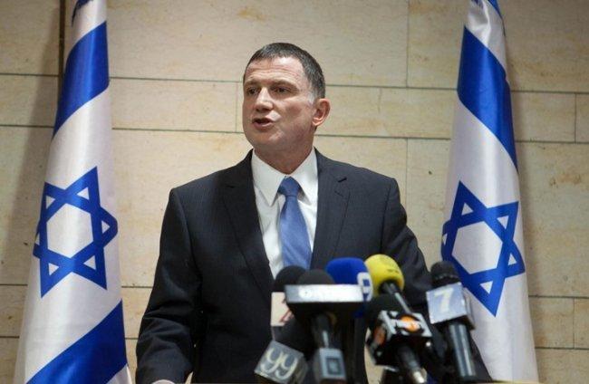 رئيس الكنيست: محاولة حل الصراع مع الفلسطينيين عبث