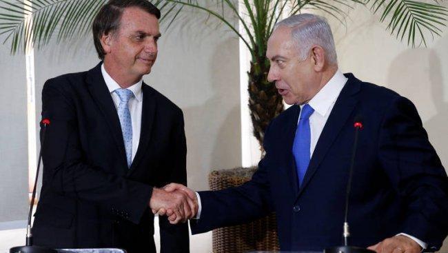 """الرئيس البرازيلي يزور """"تل أبيب"""" قبيل الانتخابات الإسرائيلية"""