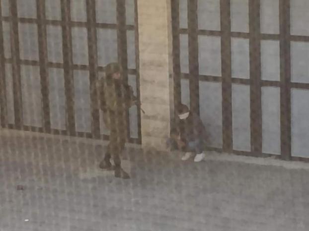 الاحتلال يعتقل الشاب محمود العمور من بيت لحم
