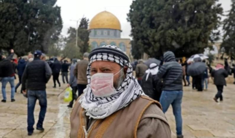 القدس: وفاتان و40 إصابة بكورونا خلال ثلاثة أيام