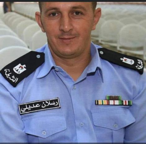 جيش الاحتلال يعتقل الضابط في جهاز الشرطة رسلان عديلي