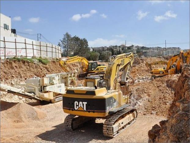 """الاحتلال يخطط لشق شارع في """"مقبرة مأمن الله"""" بالقدس"""