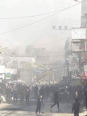 اجهزة حماس الامنية تشن حملة اعتقالات في صفوف المشاركين في المسيرات الاحتجاجية