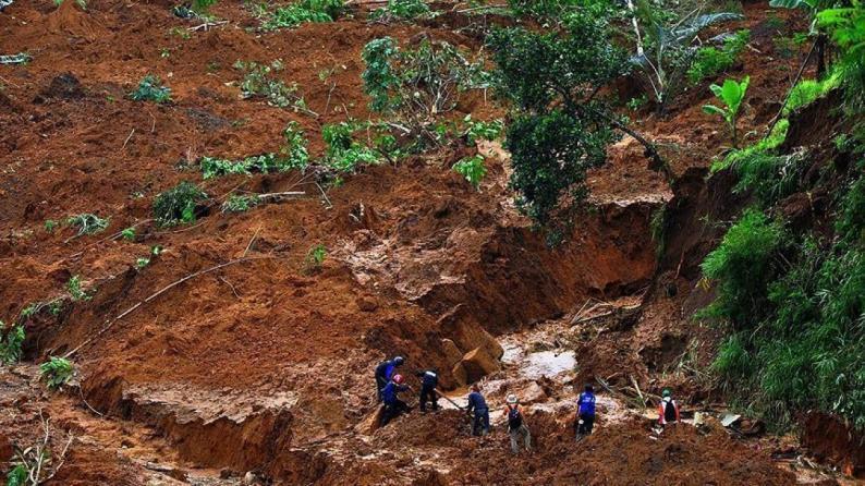 الانزلاقات الأرضية تودي بحياة 29 شخصاً في كينيا