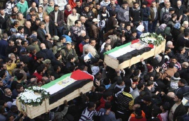 """الحكومة: قرار إسرائيل دفن جثامين الشهداء في """"مقابر الأرقام"""" خطوة انتقامية"""