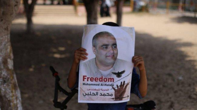 عائلة الأسير محمد الحلبي تناشد بتدخل أممي وحقوقي لإطلاق سراحه
