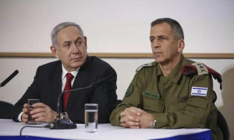 رئيس أركان جيش الاحتلال يخضع للحجر الصحي