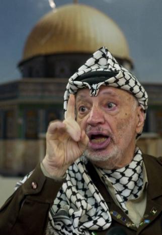 الاحتلال يصادر مؤقتا أرضا للرئيس الشهيد عرفات في القدس