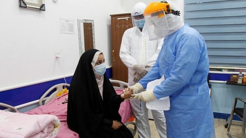 العراق يسجل 104 وفيات و1958 إصابة جديدة بكورونا