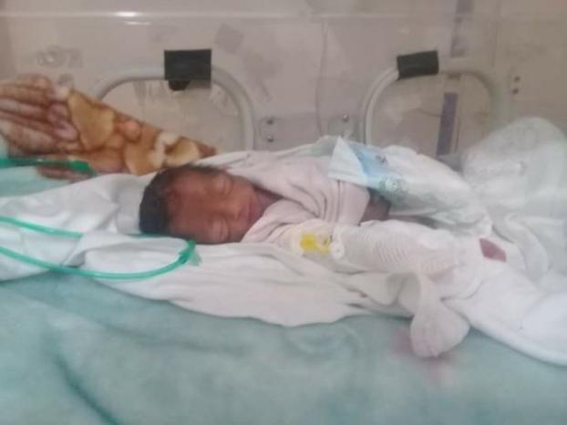 وفاة طفلة رضيعة في مخيم اليرموك نتيجة سوء الرعاية الطبية