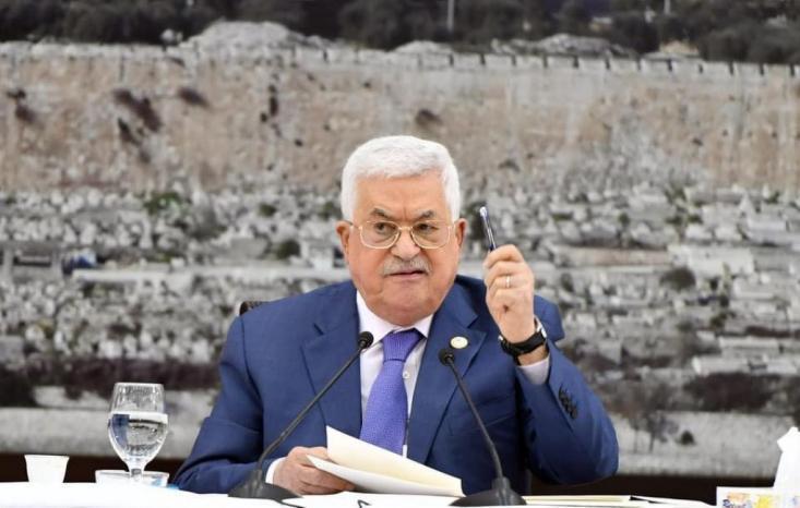 الرئيس عباس: نسعى لعقد الانتخابات الفلسطينية بمجرد التوصل إلى اتفاق مع جميع الفصائل