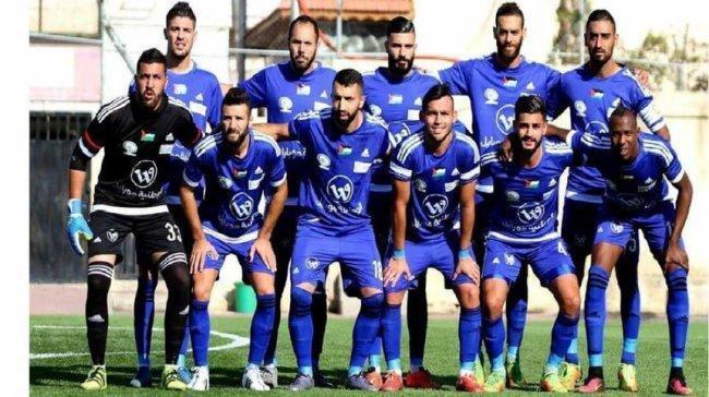 """""""هلال القدس"""" يتأهل لدور الثمانية من كأس فلسطين"""