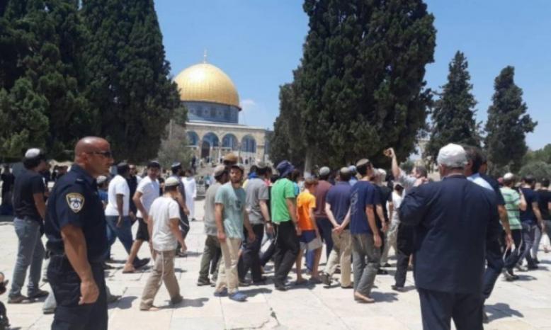 17 ألف مستوطن اقتحموا المسجد الأقصى منذ بداية 2019