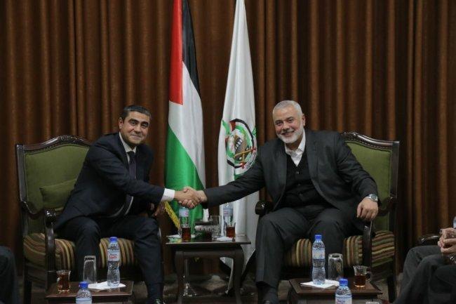 الوفد المصري يغادر غزة بعد سلسلة اجتماعات مع الفصائل