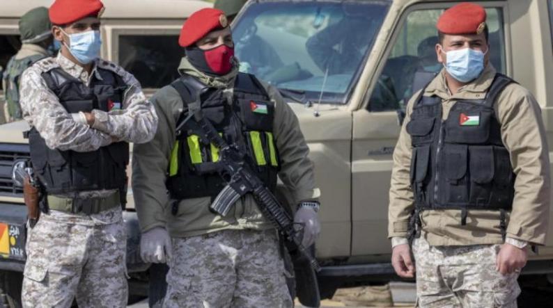 الأردن تفرض حظر شامل للحركة لمدة 24 ساعة