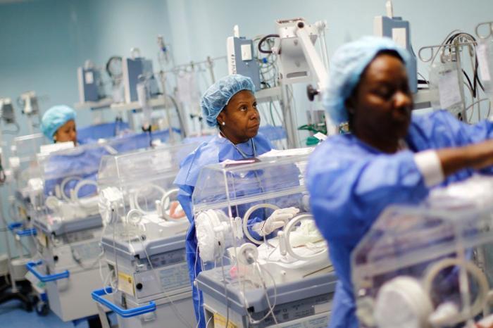 المشافي الفنزويلية جاهزة لاستقبال الأطفال الجرحى من غزة