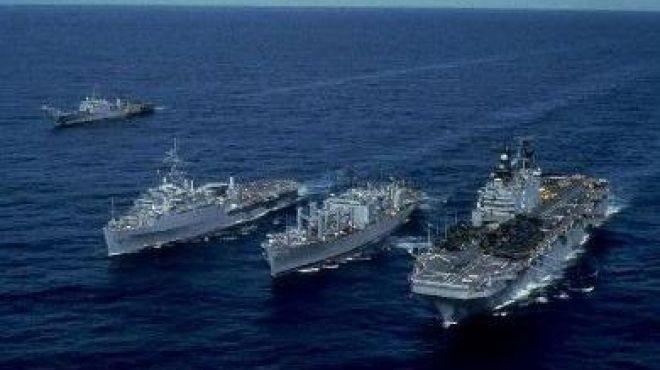 صحيفة : 6 سفن حربية إسرائيلية عبرت قناة السويس الـ3 أيام الماضية