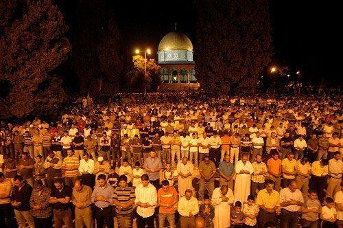 ويرحل رمضان عن القدس - كتبت: نادية حرحش