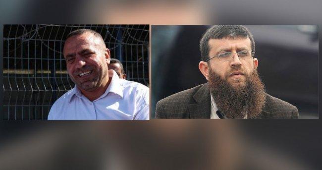 الاحتلال يؤجل محاكمة الأسيرين خضر عدنان وطارق قعدان