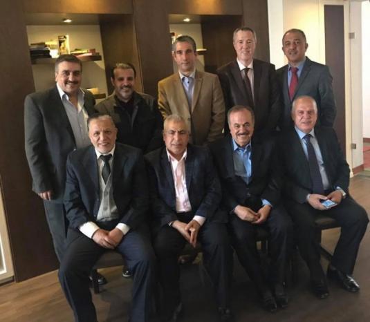 اعتماد القدس عاصمة للإعلام الرياضي 2018