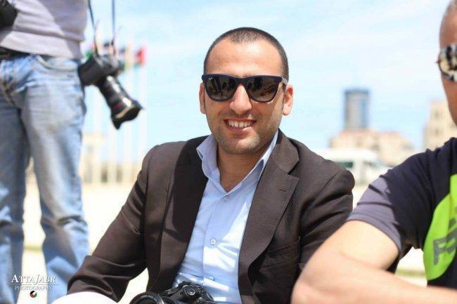 زوجة الصحفي محمد خبيصة: الأمن الفلسطيني اعتقل زوجي