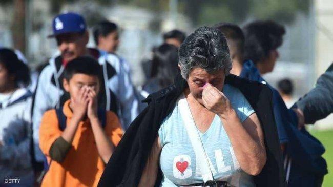 ضحايا بإطلاق نار في مدرسة ثانوية قرب واشنطن