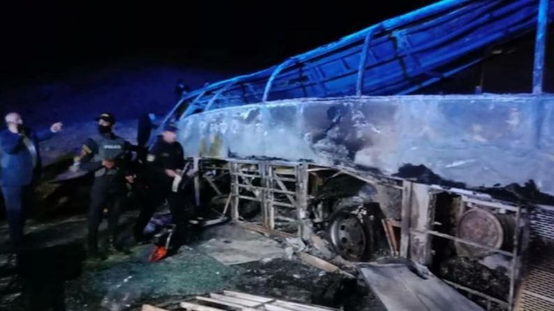 مصرع 20 شخصا على الأقل في حادث سير بمحافظة أسيوط جنوبي مصر