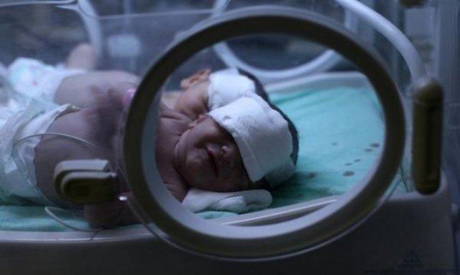 4495 مولودا في غزة الشهر الماضي