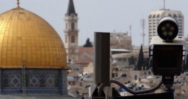 الاحتلال ينفذ أعمالاً تمهيدية لتركيب كاميرات مراقبة في سلوان