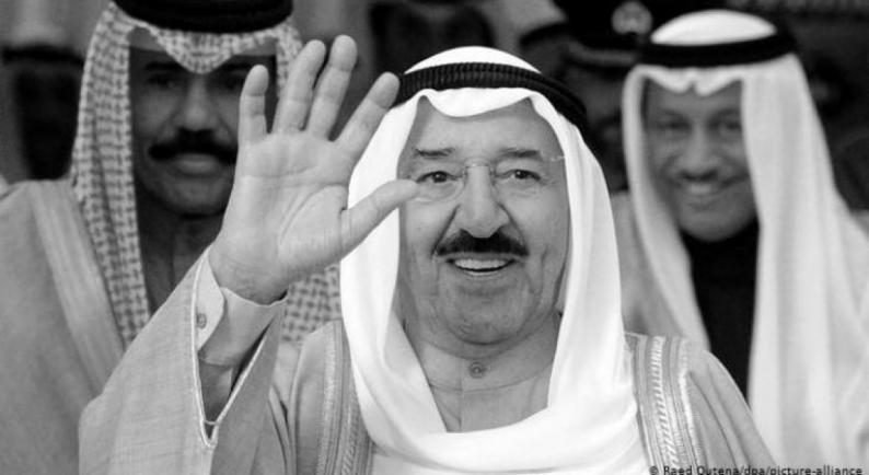 المبادرة الوطنية تنعى أمير دولة الكويت وتشيد بمناقبه