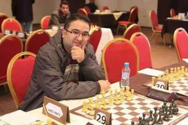 وفاة بطل فلسطين في الشطرنج أحمد شبيطة