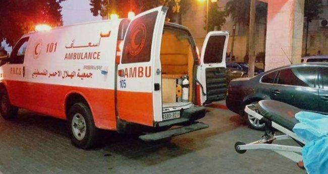 5 إصابات بحادث سير في غزة