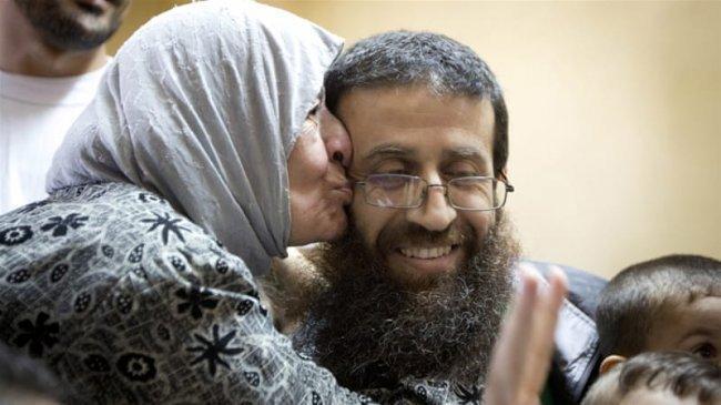 الاحتلال يفرج عن الشيخ خضر عدنان