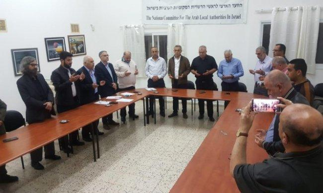 مظاهرات اليوم، واضراب شامل غداً في الداخل احتجاجاً على مجزرة الاحتلال في غزة