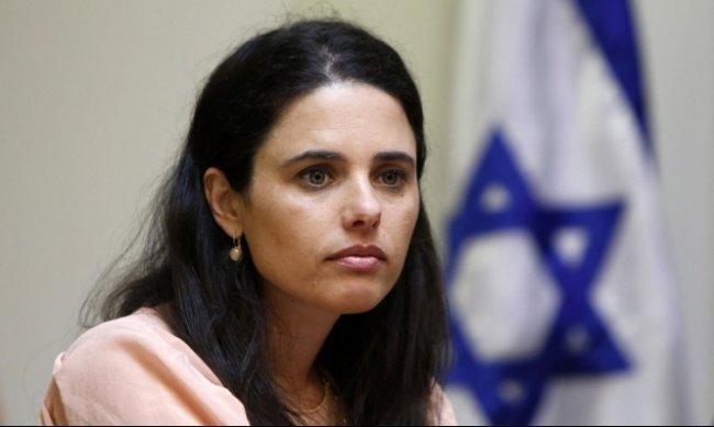 وزيرة اسرائيلية: يجب فرض السيادة على الضفة الغربية رغم معارضة واشنطن