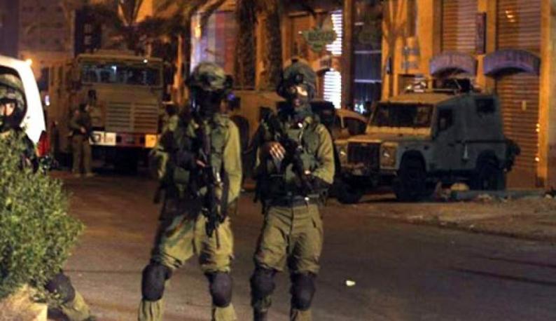 محدث   جيش الاحتلال يعتقل 20 مواطناً