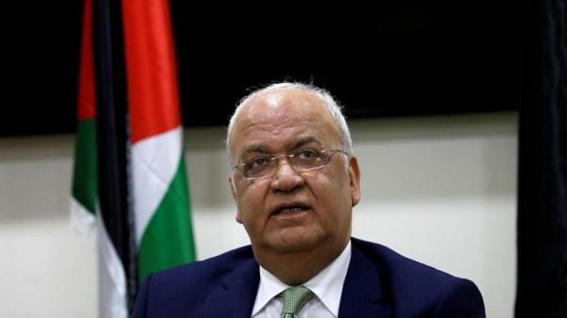 عريقات يؤكد أهمية دعم الانتخابات العامة الفلسطينية