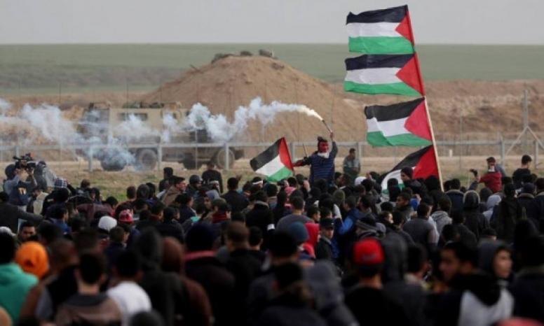 حماس: الجمعة الـ83 لمسيرات العودة تأكيد للوحدة والشراكة