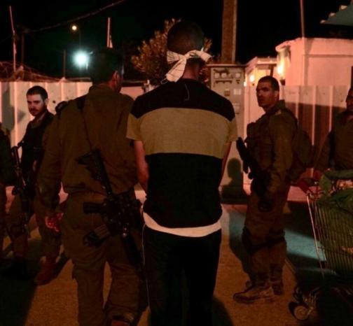الاحتلال يعلن اعتقال منفذ عملية الطعن على حاجز حوارة