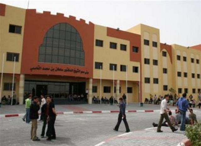 """""""الحملة الوطنية"""" تناشد وزير التعليم العالي بحل إشكاليات جامعة الأقصى الحكومية"""