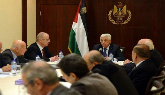 الرئاسة تدين ممارسات المستوطنين الاستفزازية بالحرم الإبراهيمي