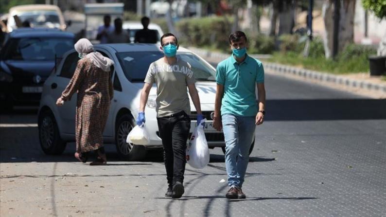 وفاة مواطنة وتسجيل 198 إصابة جديدة بفيروس كورونا في غزة