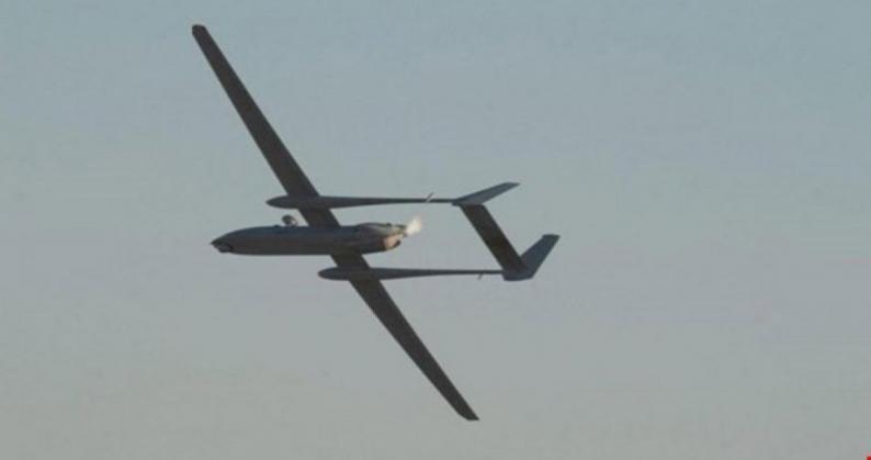 الاحتلال يزعم إسقاط طائرة مسيرة غرب قطاع غزة