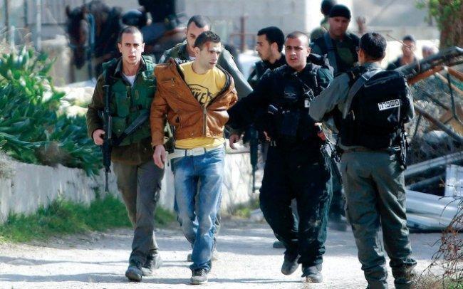 نادي الأسير: الاحتلال اعتقل منذ إعلان ترامب نقل السفارة 5600 فلسطيني