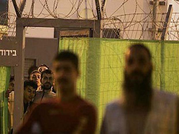 """حملة تفتيشات قمعية في سجني """"مجدو"""" وجلبوع"""""""