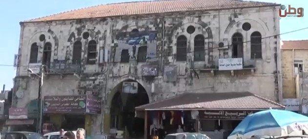 """خاص لـ """"وطن"""": بالفيديو... مكتبة جنين.. من قصر السلطان إلى بيت المعرفة"""