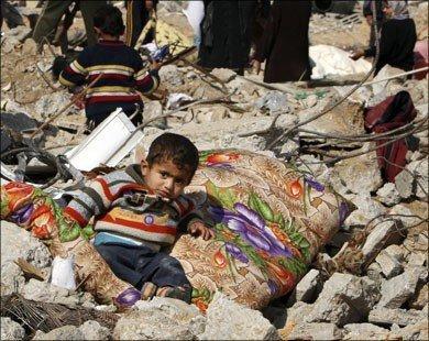 """""""هيومن رايتس ووتش"""" تطالب إسرائيل بوقف قتل المدنيين في غزة"""
